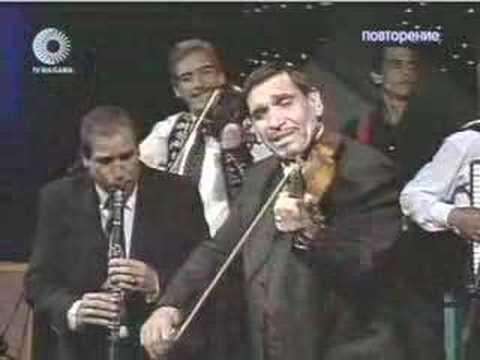 bulgarian gipsy musicians
