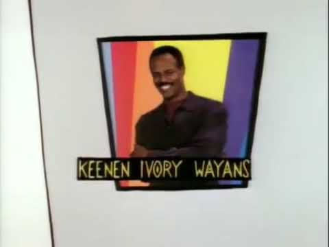 In Living Color Season 4 Intro (Episodes 1-12) with Marlon & Keenen Ivory Wayans
