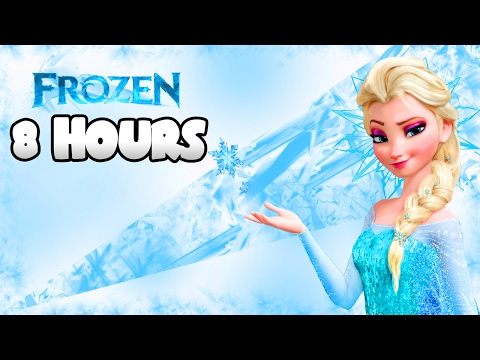 ❤ 8 HOURS ❤ Frozen Disney Inspired Lullabies for Babies to go to Sleep Music - Songs to go to sleep