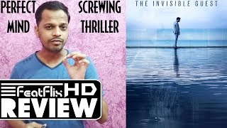 The Invisible Guest aka Contratiempo (2016) Spanish Crime, Mystery, Thriller Movie Review In Hindi