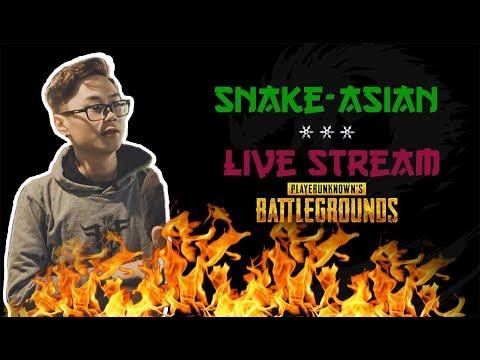 (LIVE) FFQ-Snake PUBG - Hi