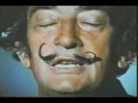 Salvador Dali - A Soft Self Portrait