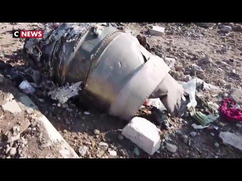 Crash d'un Boeing ukrainien : un général iranien assume la «responsabilité totale»