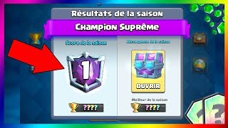 Video LE COFFRE DE LIGUE DE MES RÊVES !!! // Clash Royale MP3, 3GP, MP4, WEBM, AVI, FLV Agustus 2017