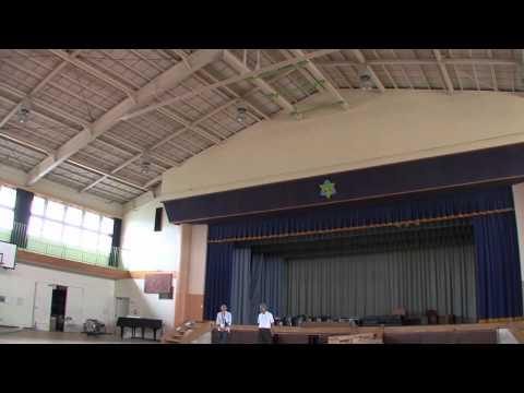 【学校と震災】仙台市立七郷小学校(2)