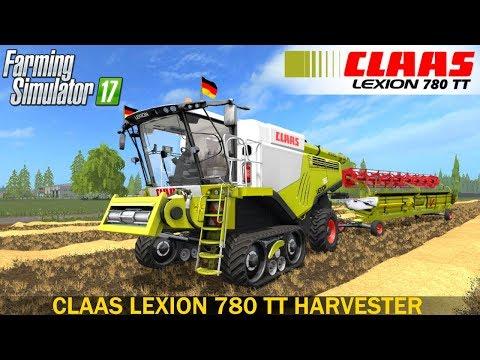 CLAAS LEXION 780 TT v1.0