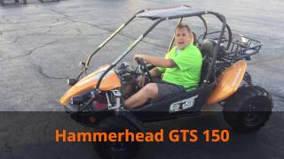9. Hammerhead GTS 150 -- Three Quick Things