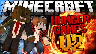 THE RKO OUT OF NOWHERE Minecraft: Hunger Games #191 w/ BajanCanadian&JeromeASF