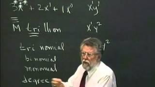 Lecture 15: Math 020 Pre Algebra
