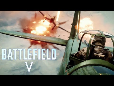 Battlefield V - Official Gamescom Trailer
