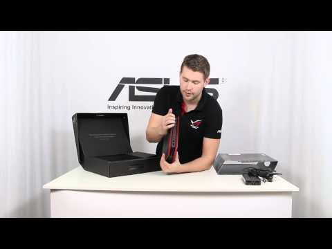 ASUS ROG GR8 Steam Box / Compact PC unboxing