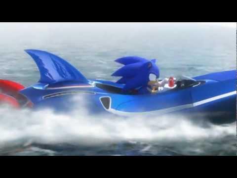 Sonic & All Stars Racing Tr...