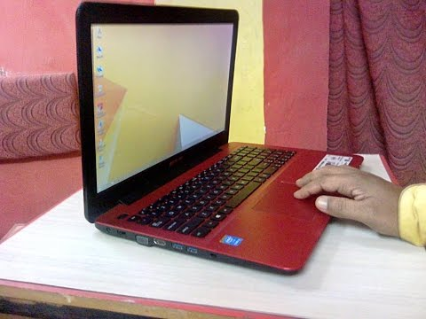 Unboxing Asus A555LF Slim Laptop (i3/1TB/4GB/2GB) Hands & Review