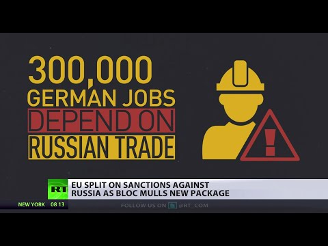 sanctions - EU foreign ministers are considering rolling out a fresh package of sanctions against Russia over the crisis in Ukraine, but they're not united on the issue....