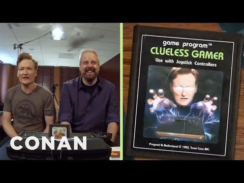 Conan recenzuje staré videoherní klasiky