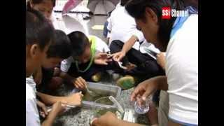 SSI Invites 100 Maerumphueng Youths to Monitor Water Quality Around the Plant