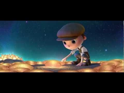 Liens vers La Luna, nouveau court métrage de Pixar