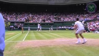 Tennis Highlights, Video - 2015 Day 13 Highlights, Novak Djokovic vs Roger Federer final