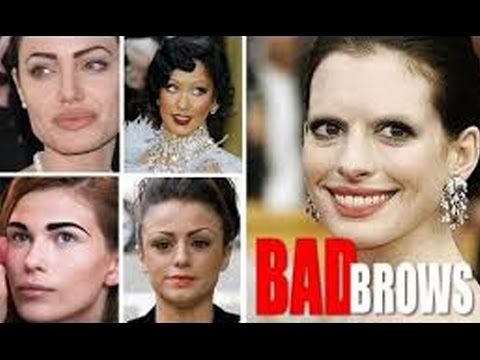 eyebrows - STOP THAT FOUNDATION MOUSTACHE! CLICK TO WATCH! https://www.youtube.com/watch?v=n_kXqSki0kI  My Vlog-Review Channel - NEW VIDEOS EVERY SINGLE DAY!  http://...