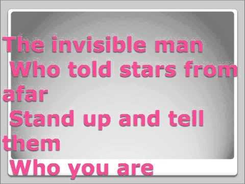 Daniel Powter - Tell Them Who You Are lyrics