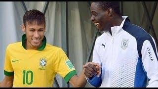 Video Mario Balotelli Vs Neymar - Skills and Goals 2013     HD MP3, 3GP, MP4, WEBM, AVI, FLV Juli 2018