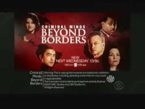Criminal Minds: Beyond Borders 2.04 (Preview)