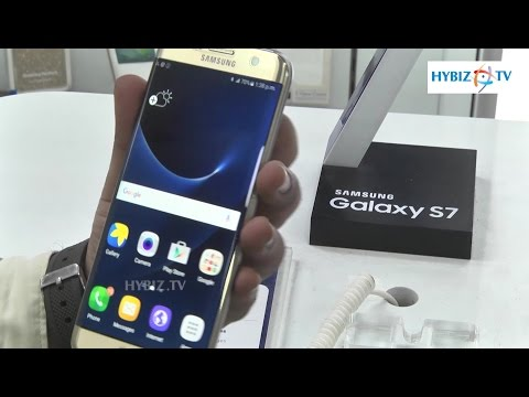 , S Health Mobile App Featured in Samsung S7 Edge