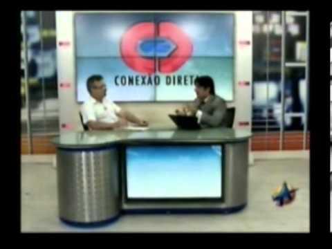 Entrevista do diretor financeiro da Unimed JP na TV Arapuan