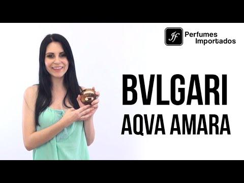Perfume Bvlgari Aqva Amara Masculino - Eau de Toilette