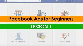 FB Ad Tutorials (Lesson 1) - Platform Walk Through & Ad Account Setup