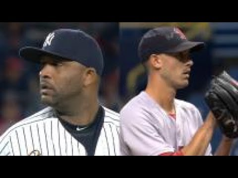 New York Yankees vs Boston Red Sox | Full Game Highlights | Game 1