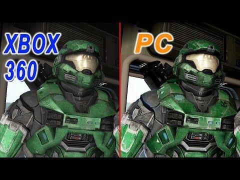 Halo: Reach - Original Xbox vs PC Comparison (2010 vs 2019)