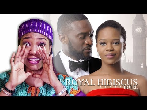 ROYAL HIBISCUS HOTEL NOLLYWOOD MOVIE   Review Quickie