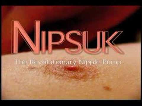Nipsuk Nipple Pump