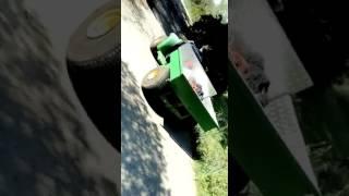 10. John Derre Gator TS 4x2