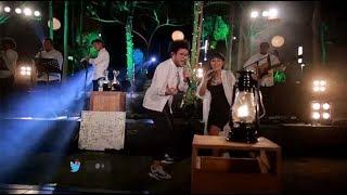 Kunto Aji Feat. Yura Yunita - Salah (Potret Cover) (Live at Music Everywhere) **