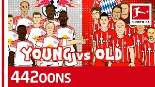 Video Leipzig vs. Bayern: Clash of the Ages - Powered by 442oons MP3, 3GP, MP4, WEBM, AVI, FLV November 2018