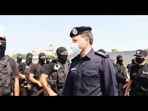 """مدير عام الشرطة يُثمن جهود قوة المهام الخاصة """"سهم"""" في حفظ الأمن"""