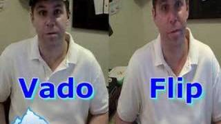 Flip Video vs. Vado Pocket Video Cam