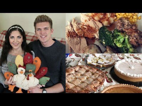 Honeybee Vlog Cam: Thanksgiving, Including Stuffing & Cranberry Sauce Recipes