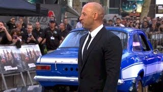Nonton Fast & Furious 6 World Premiere Video Film Subtitle Indonesia Streaming Movie Download