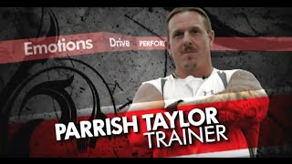 Master Trainer - Parrish O. Taylor