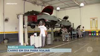 Procura por revisão de veículos aumenta 30 % no fim do ano
