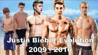 Video Justin Bieber - Music Evolution (2009-2017) download in MP3, 3GP, MP4, WEBM, AVI, FLV January 2017