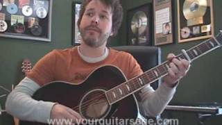 Guitar Lessons - Making Memories of Us by Keith Urban - chords Beginners Acoustic songs