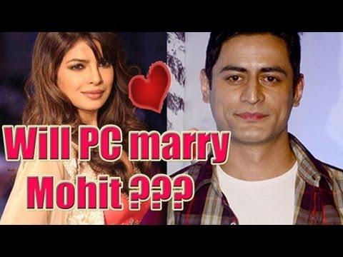 Mohit Reacts to Priyanka Chopra's Aunt's Comment