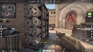 ESEA Premier Season 25 Europe || FuryGaming vs Pride || map mirage