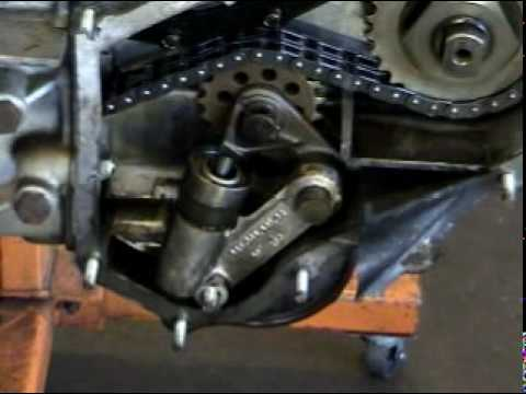 Porsche  930 Turbo Engine  Build At Autobahn Imports In Eugene., Part 1