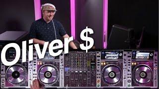 Oliver Dollar - Live @ DJsounds Show 2014