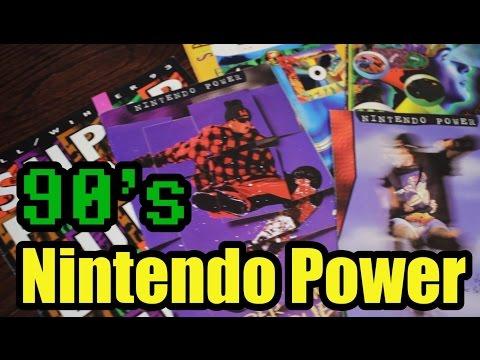 What Happens If You Order 90's Nintendo Power Magazine Merch?